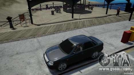 Lada Priora Light Tuning for GTA 4 upper view