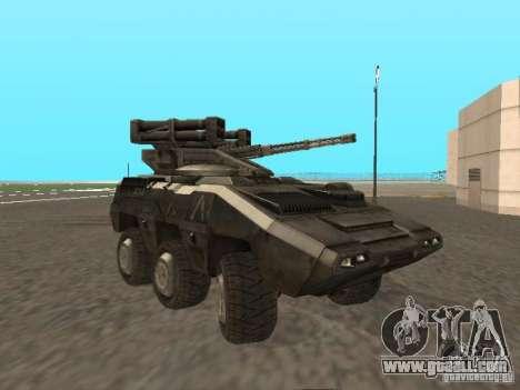 APC Anti-Air for GTA San Andreas