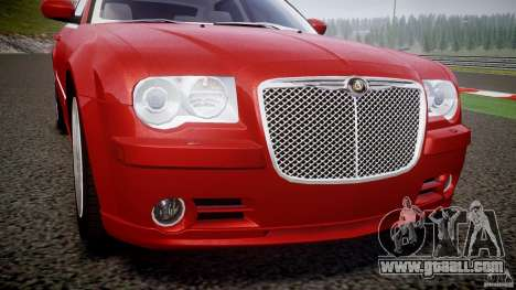 Chrysler 300C 2005 for GTA 4 upper view