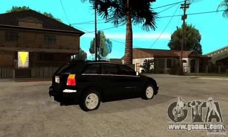 Chrysler Pacifica for GTA San Andreas right view