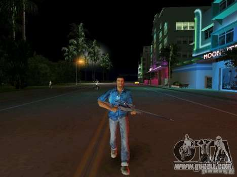 Tommy Vercetti BETA model for GTA Vice City forth screenshot