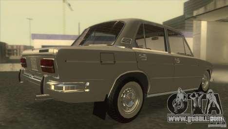 VAZ 2103 Resto for GTA San Andreas right view