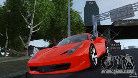 PhotoRealistic ENB V.2 for GTA 4 ninth screenshot