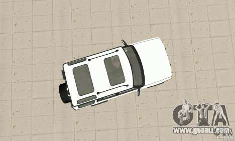 Land Rover Discovery 2 for GTA San Andreas right view