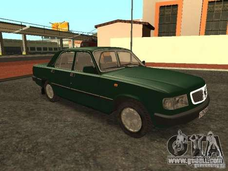 GAZ 3110 v. 2 for GTA San Andreas right view