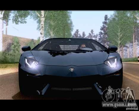 SA_NGGE ENBSeries for GTA San Andreas fifth screenshot