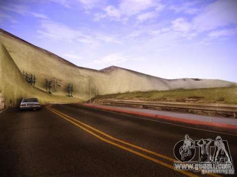 New ENBSeries for GTA San Andreas third screenshot