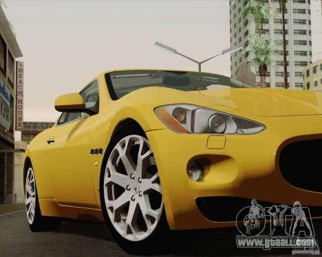 Optix ENBSeries for medium-sized PC for GTA San Andreas sixth screenshot