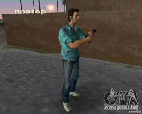 New Colt 45 for GTA Vice City second screenshot