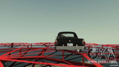 Smith Thunderbolt Mafia II for GTA 4 back view