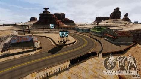 Ambush Canyon for GTA 4 third screenshot