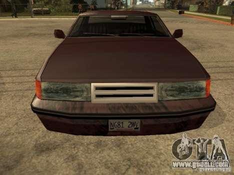 Realistic damage for GTA San Andreas second screenshot