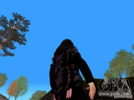 Skrillex for GTA San Andreas forth screenshot