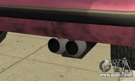 Car Tuning Parts for GTA San Andreas ninth screenshot