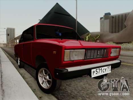 VAZ 21054 for GTA San Andreas