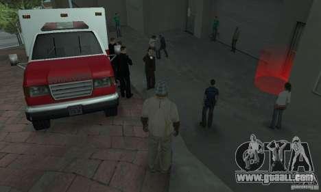 Street fighting v2 for GTA San Andreas second screenshot