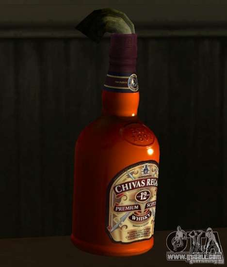 Molotov Cocktail for GTA San Andreas