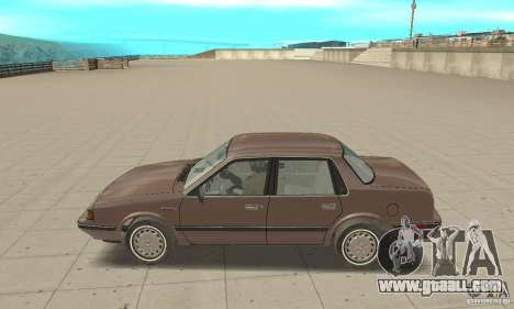 Oldsmobile Cutlass Ciera 1993 for GTA San Andreas back left view
