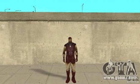 Ironman Mod for GTA San Andreas