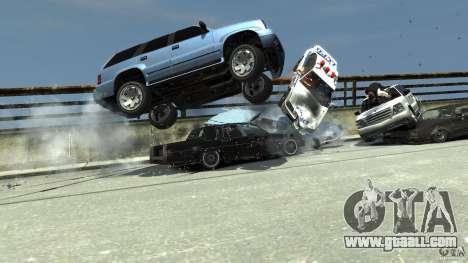 Heavy Car for GTA 4