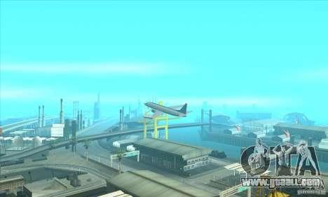 Revitalizing airports for GTA San Andreas third screenshot