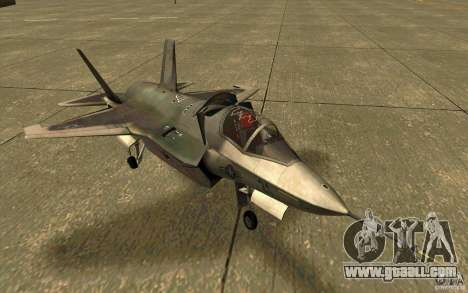 Lockheed F-35 Lightning II for GTA San Andreas