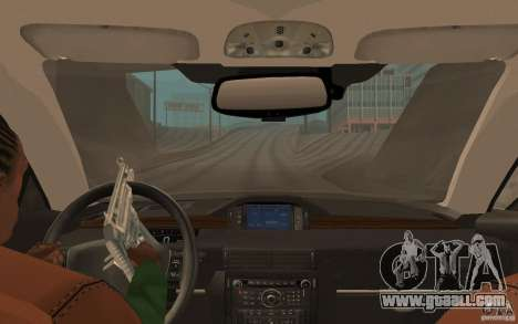 CLEO script: view from the cab without NumPad for GTA San Andreas