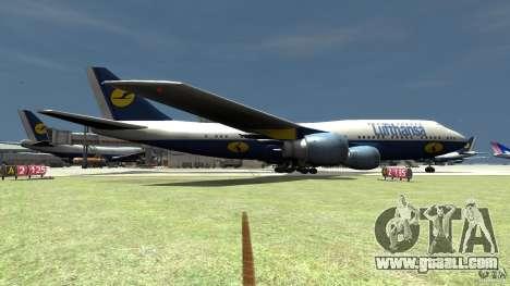 Lufthansa Airplanes for GTA 4