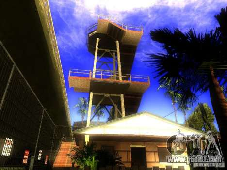 Base of Grove Street for GTA San Andreas seventh screenshot