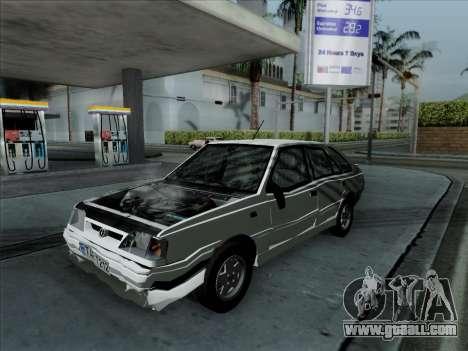 FSO Polonez Caro Orciari 1.4 GLI 16v for GTA San Andreas interior