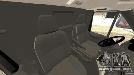 Ford Transit Joen Loka [ELS] for GTA 4 inner view