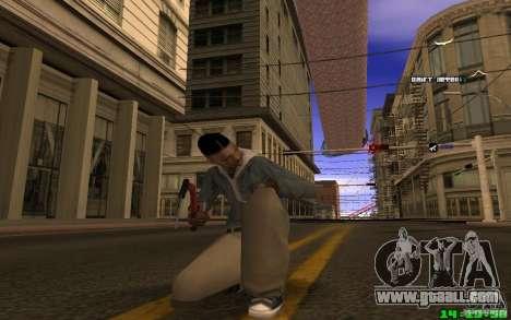 Icebreaker (Red) for GTA San Andreas second screenshot