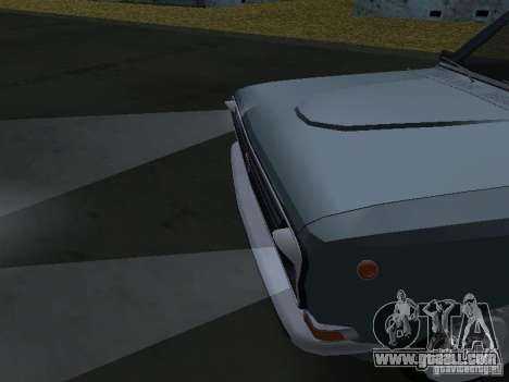 GAZ M24-02 for GTA San Andreas back left view
