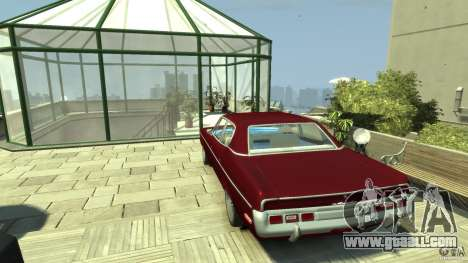 AMC Matador for GTA 4 back left view