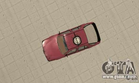 Saab 9000 for GTA San Andreas right view