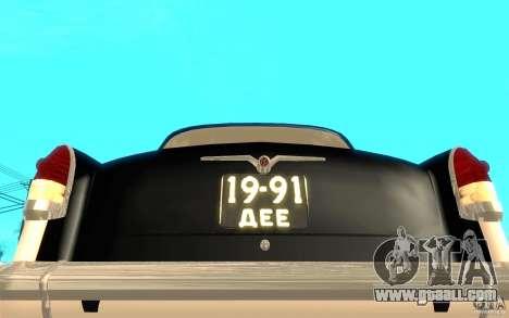 Black Lightning for GTA San Andreas seventh screenshot