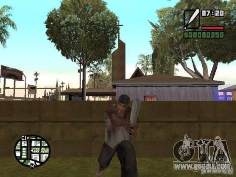 Markus young for GTA San Andreas tenth screenshot