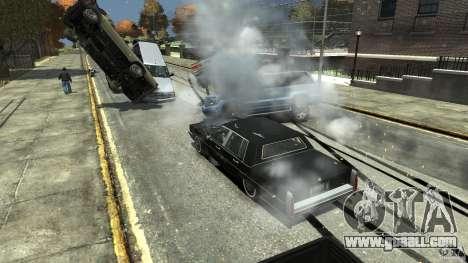Heavy Car for GTA 4 second screenshot