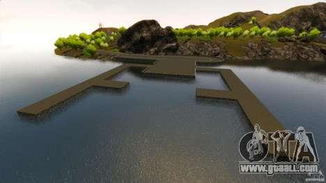 Countryside Mountains V for GTA 4 sixth screenshot