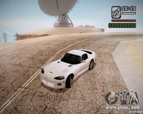 SA DirectX v1.2a for GTA San Andreas third screenshot