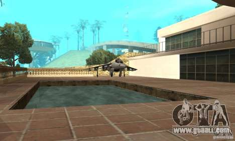 Air War for GTA San Andreas fifth screenshot