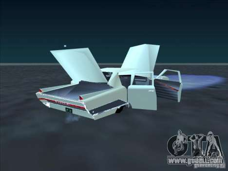 Cadillac Stella for GTA San Andreas back view