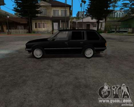 BMW 320i Touring 1989 for GTA San Andreas left view