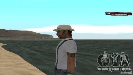 Skin Pack The Rifa Gang HD for GTA San Andreas twelth screenshot