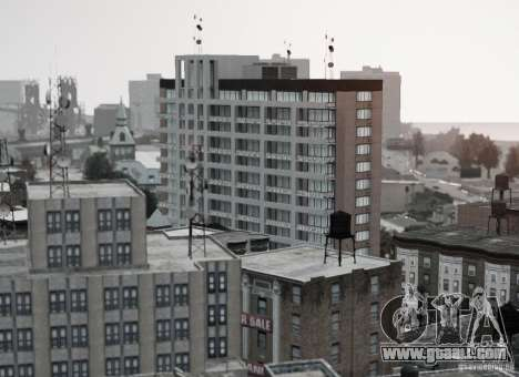 New ENB for GTA 4 ninth screenshot