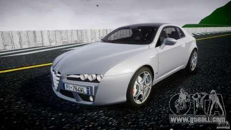 Alfa Romeo Brera Italia Independent 2009 for GTA 4