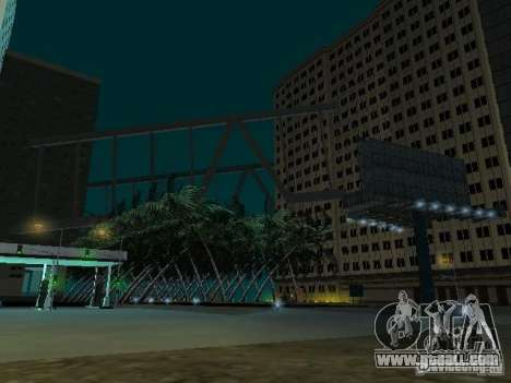 New CITY v1 for GTA San Andreas fifth screenshot