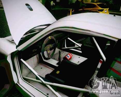 Porsche 911 GT3 for GTA San Andreas upper view