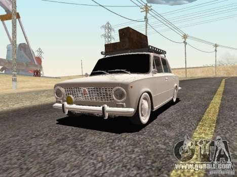 LowEND PCs ENB Config for GTA San Andreas