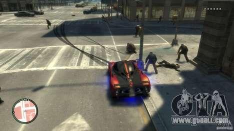 Contagium v1.2b for GTA 4 tenth screenshot